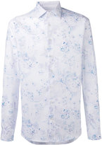 Etro floral print shirt - men - Cotton - 40