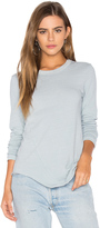 Wilt Twist Seam Shirttail Tee
