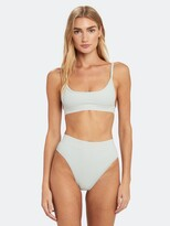 Thumbnail for your product : Frankie's Bikinis Gabrielle High Rise Bottom