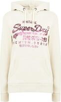 Calvin Klein Jeans Flag AOP Hoodie