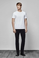 J Brand Tyler Velvet Slim Fit in Black