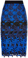 Fenn Wright Manson Petite Planet Skirt, Black/Blue