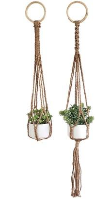 Korissa Plant Hanger-Seta (Set of 2)