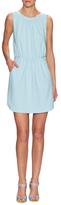 Susana Monaco Kaia Gathered Mini Dress