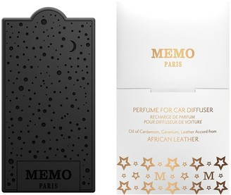 Memo Paris Car Diffuser - African Leather