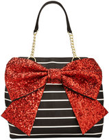 Betsey Johnson Bow Tote, Only At Macy's