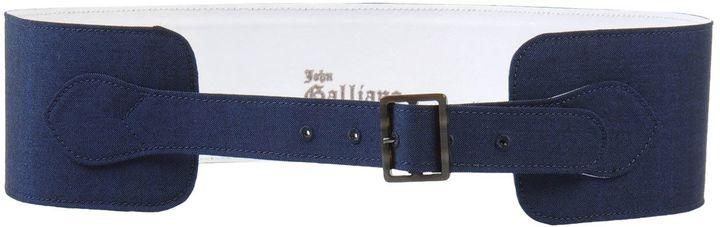 John Galliano Belts