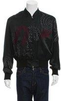 Gucci Reversible Silk Jacket