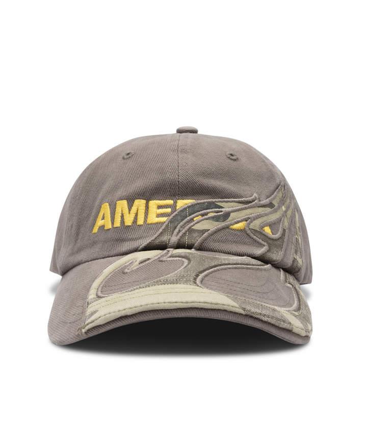 Vetements cut up cap