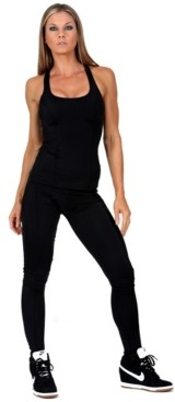 Instaslim InstantFigure Compression Cycling Pant with Contoured Fit and Padded Seat