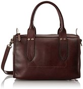Frye Amy Zip Satchel Bag