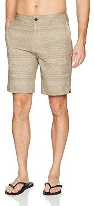 Quiksilver Young Mens Platypus Amphibian 20 Hybrid Short Shorts