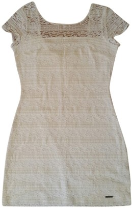 Abercrombie & Fitch White Lace Dress for Women