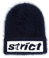 Alexander Wang strict knitted beanie