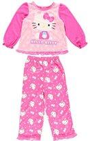 AME Sleepwear Hello Kitty Toddler Sweet Dot Pajama Set, Long Sleeve, Sizes
