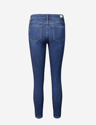 Paige Verdugo skinny mid-rise jeans