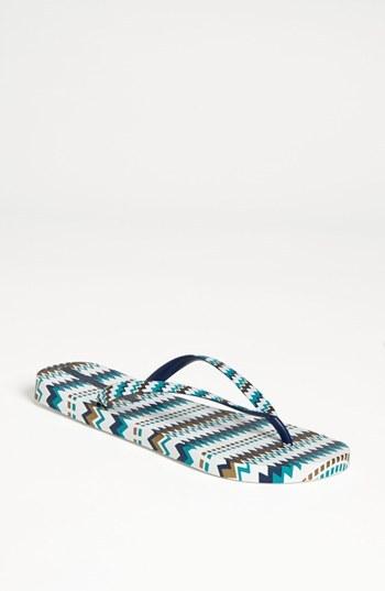 Ipanema 'Pareo' Flip Flop