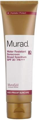 Murad Water-Resistant Sunscreen Broad Spectrum SPF 30 -125ml