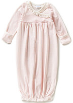 Starting Out Baby Girls Newborn-6 Months Ruffle Detailed Coverall