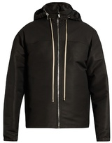 Rick Owens Hooded Bomber Jacket