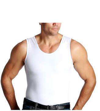 Men Big & Tall Insta Slim Compression Muscle Tank Top