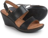 Børn Iana Wedge Sandals - Leather (For Women)