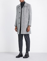 Sandro Harris Tweed cool coat