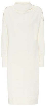 Brunello Cucinelli Cotton sweater dress