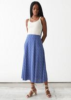 Thumbnail for your product : And other stories Printed Maxi Skirt