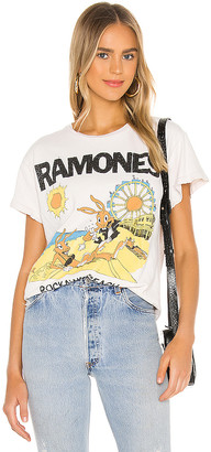 MadeWorn Ramones Rockaway Beach Tee