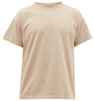 BEIGE Jeanerica Jeans & Co. - Marcel 180 Organic-cotton T-shirt - Mens