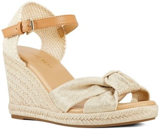Nine West Jolly Women's Espadrille Wedge Sandals