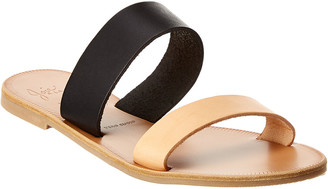 Joie Sable Leather Sandal