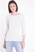 BONOBO T-shirt femme coloris uni