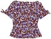 Christian Dior Purple Cotton Top for Women