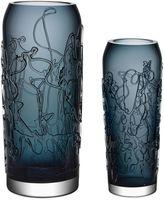 Kosta Boda Twine Vase in Grey