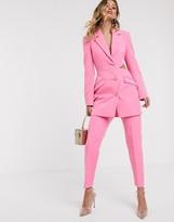 Asos Design DESIGN slim fancy suit trousers