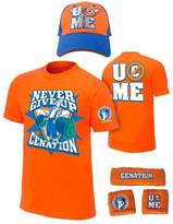 Freeze John Cena Never Give Up WWE Kids Boys Youth Costume-XS (4-5)