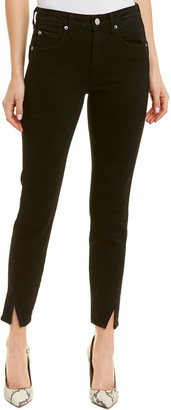Amo Twist Black Magic High-Rise Slim Fit