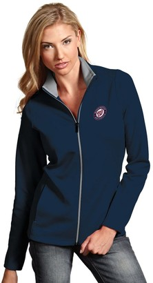 Antigua Women's Washington Nationals Leader Jacket