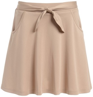 Chaps Girls' 7-16 Performance Scooter with Tie Waist