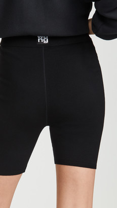 Alexander Wang Foundation Bodycon Bike Shorts