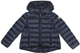 Moncler Enfant Finlande hooded down coat