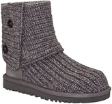 UGG Gray Classic Cardy Boot