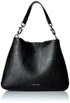 Calvin Klein Unlined Novelty Hobo