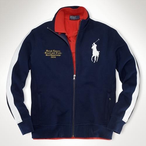Polo Ralph Lauren Big Pony Track Jacket