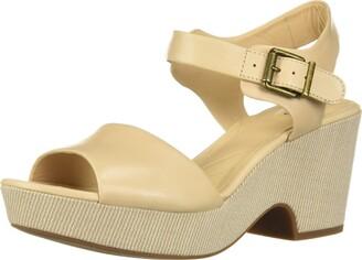 Clarks Women's Maritsa Janna Wedge Sandal