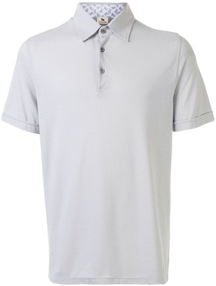 Colombo Solid-Color Polo Shirt