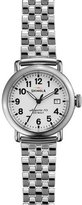 Shinola The Runwell Stainless Steel Watch with Bracelet Strap, 36mm
