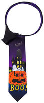 Lord & Taylor Boys 2-7 Haunted Snoopy Tie